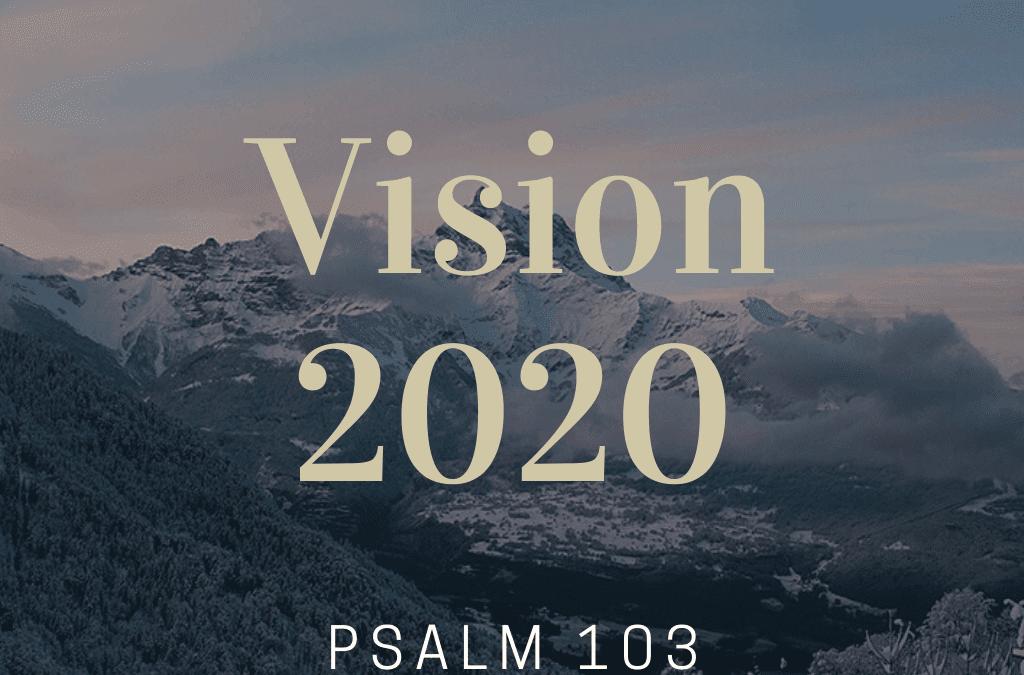 Vision 2020 Sunday