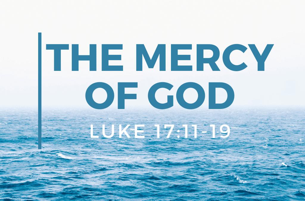 The Mercy of God