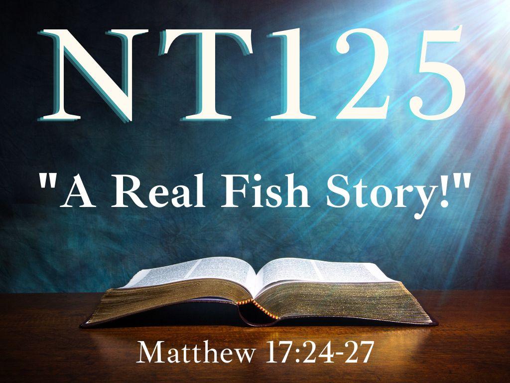 A Real Fish Story