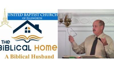 A Biblical Husband