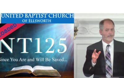 Since You Are and Will Be Saved…Reloaded