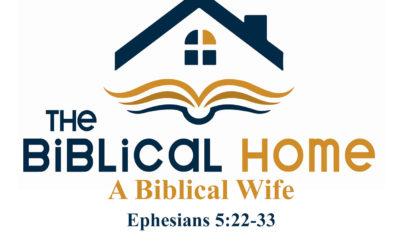 A Biblical Wife