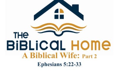 The Biblical Wife, Part 2